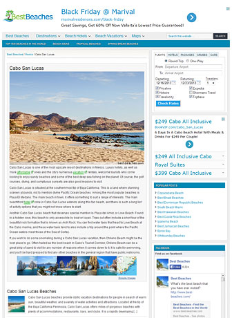 Best Beaches - Cabo